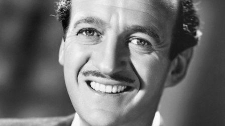 English actor David Niven had a perfect moustache which would have fitted in with Movember (Picture: