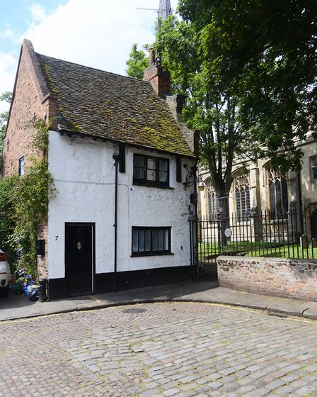 The Exorcist's House in King's Lynn. Picture: Ian Burt