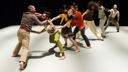 Norwich Playhouse new shows - Border Tales Photo: � Jane Hobson