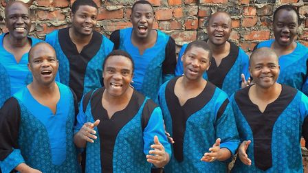 NNF18 - Ladysmith Black Mambazo will perform at Norwich Theatre Royal. Photo: supplied by Norfolk a