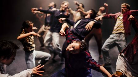 NNF18 - Hofesh Shechter Company will present Grand Finale at Norwich Theatre Royal. Photo: Rahi Rez