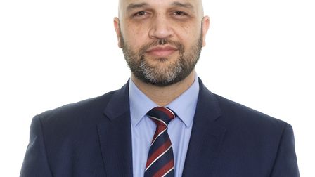 Akhlaq Ahmed, forensic partner at audit, tax and consulting firm RSM. Picture: RSM