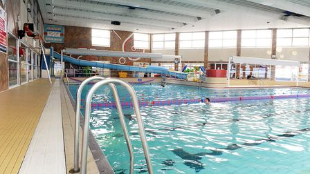 The Marina: Leisure and Fitness Centre in Great Yarmouth. Picture: James Bass