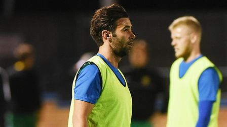 Simon Lappin made his first start for King's Lynn but couldn't stop the Linnets going down to a 1-0