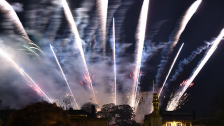 The Big Boom firework display in Norwich 2017 Byline: Sonya Duncan Copyright: Archant 2017