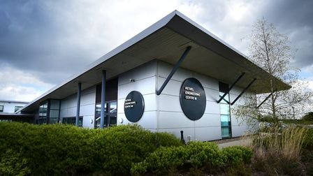 The delegation from South Africa will visit Hethel Engineering Centre and Norwich Research Park. Pic