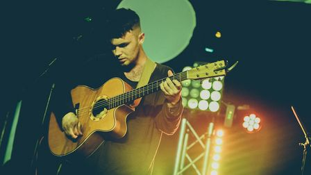 Former Britain's Got Talent finalist Sam Kelly heads home to Norfolk on UK tour with his band The Lo