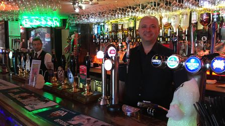 The Ferry Inn managing director Lyubo Dragoev. Picture: ANDREW STONE