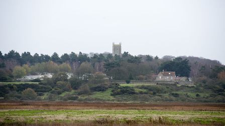 Attempts to put in a phone mast in Blakeney at Friary Farm Caravan Park were unsuccessful because of