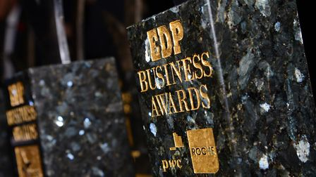 EDP Business Awards 2017. Photo by Simon Finlay Photography.