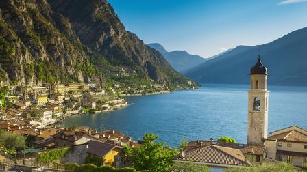 Lake Garda in Italy is one of the new chartered short breaks destinations from Norwich Airport. Pict