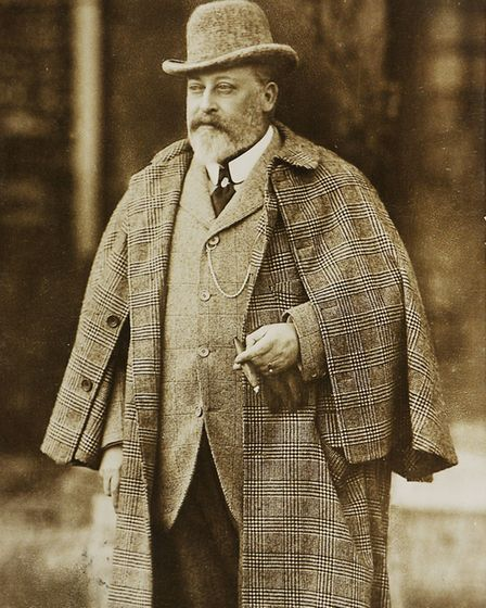 The Prince of Wales, later King Edward VII, who developed driven game shooting at Sandringham. Pictu