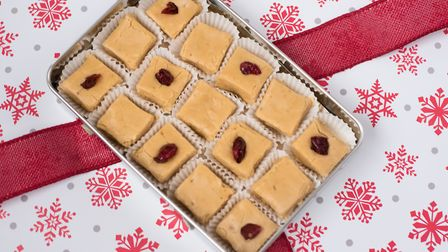Christmas treats by Charlotte Smith Jarvis.