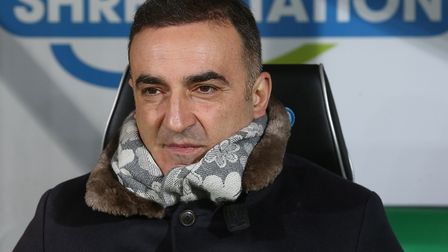 Sheffield Wednesday manager Carlos Carvalhal is having a tricky time of it this season - and his sid