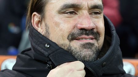 Norwich City head coach could afford a smile for once, as his side ran out 3-1 winners over Sheffiel