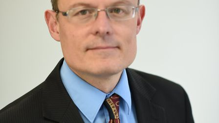 Andrew Read, chief executive at the Diocese of Ely Multi-Academy Trust (DEMAT). Picture: DEMAT