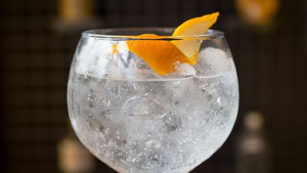 Gin is among the alcoholic beverages to have seen a jump in sales this Christmas. Picture: Bullards