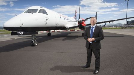 Loganair has announced two new routes for summer 2018 to become Norwich airport's biggest operator.