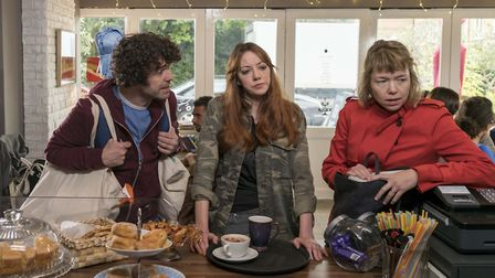 Motherland: lifting on the lid on the awful people you meet when you have children (c) BBC