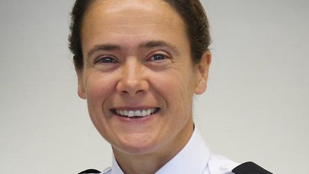 Suffolk assistant chief constable Rachel Kearton is calling for new legislation to tackle acid attac