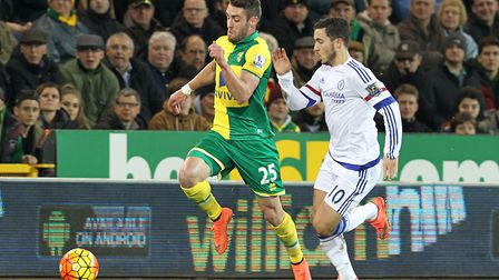 Eden Hazard is one of the world class stars who could feature at Carrow Road in the FA Cup third rou