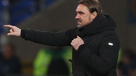 Daniel Farke is keeping an even keel at Carrow Road. Picture: Paul Chesterton/Focus Images Ltd