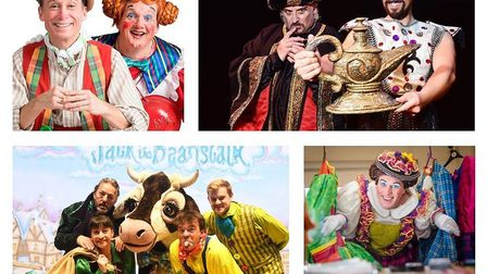 Guide to the best pantos in Norfolk in 2017. Photos: Submitted