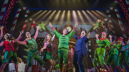 Elf The Musical - based on the hit 2003 film