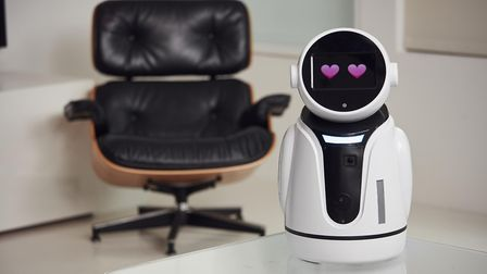 The Robot Will See You Now - Jess the robot gets ready for a stint as a therapist woebot