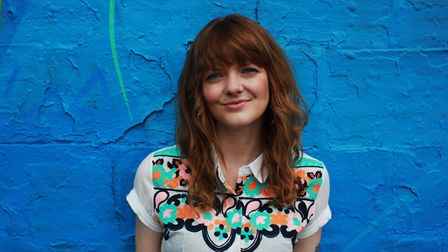 Jess Morgan will be performing in Diss. Photo: submitted.