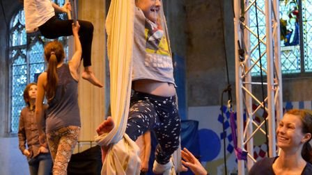 Lost In Translation Circus is appealing for people to support its quest to raise £10k to help with i