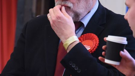 Steve Morphew, leader of the Labour group on Norfolk County Council. Picture: DENISE BRADLEY