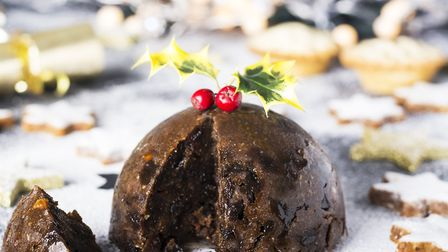 We taste tested several supermarket Christmas puddings - but which was the best for 2017? Picture: G