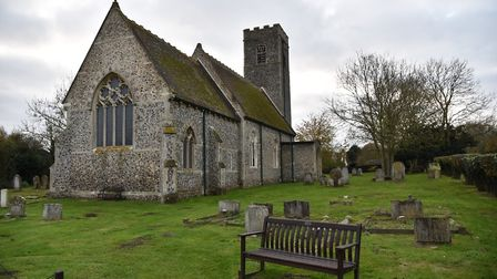 St Mary's Church, Forncett St Mary . Picture: SONYA DUNCAN