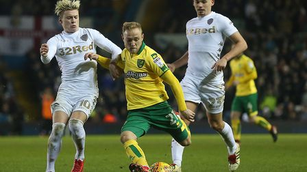 Alex Pritchard showed glimpses of what he's got in Norwich City's defeat at Leeds, as did James Madd