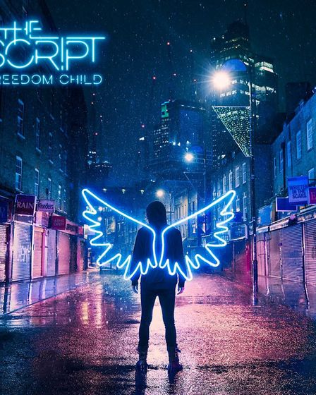 The Script latest album Freedom Child topped the charts. Photo: Submitted