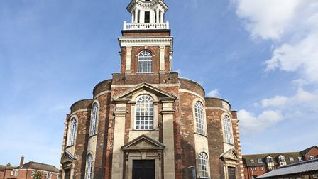 St George�s Theatre at Great Yarmouth. Photo: Andi Sapey