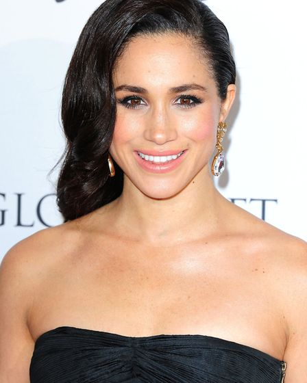 File photo dated 19/11/13 of Meghan Markle, as she and Prince Harry have announced their engagement.