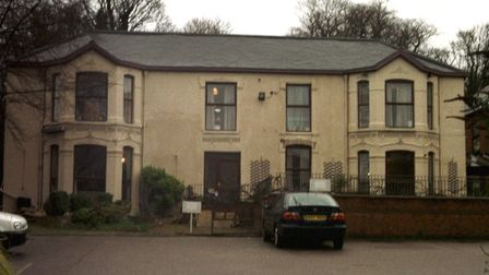 Hillcrest Care Home in Norwich. Picture: Olivia Richwald.