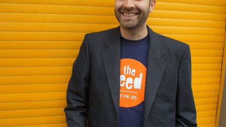Matt Townsend, chief executive of The Feed. Photo: The Feed