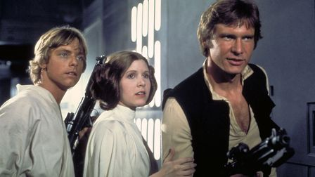David Whiteley will present a programme about the original Star Wars trilogy. Pic: AP Photo/Lucasfil