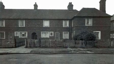 The house at Haverton Hill, Stockton where Paul Booth died. Pic: Cleveland Police/PA Wire.