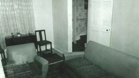 Photo issued by Cleveland Police of the house where David Dearlove lived in 1968 and where Paul Boot