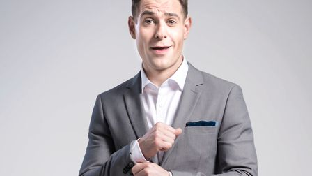 Lee Nelson. Photo: supplied by Norwich Playhouse