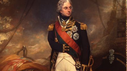 Admiral Lord Nelson. Photo: � Norfolk Museums Service