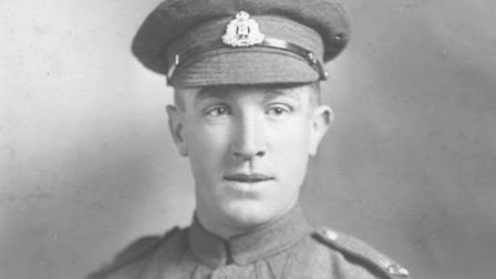 First World War hero Corporal Sidney Day VC is being commemorated at a new Norwich residential devel