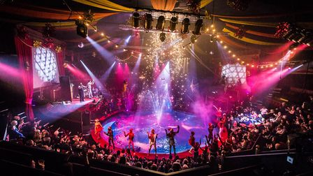 Christmas fun is coming to the Hippodrome. Picture; Hippodrome