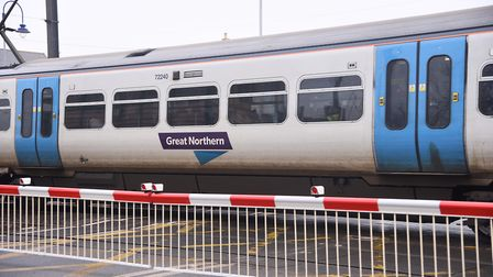 Travellers face five days of train cancellations in February. Picture: Ian Burt