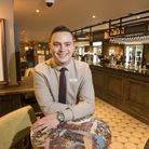 The Troll Cart manager,Todd Inns at the newly refurbished Yarmouth pub.Picture: Nick Butcher