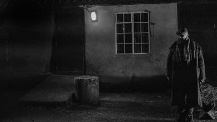 Winner of Best East Anglia Short at the Norwich Film Festival Knackerman. Picture: Loose Change Film